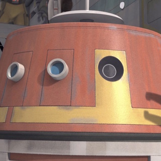 "Star Wars Rebels: ""Chopper Gets a Leg Up"""
