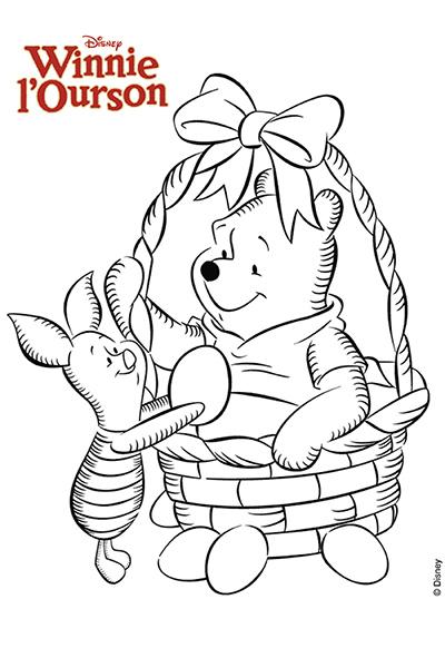 Winnie l 39 ourson coloriage winnie no l disney activit s for Piscine winnie l ourson