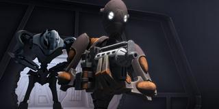 Commando Droid