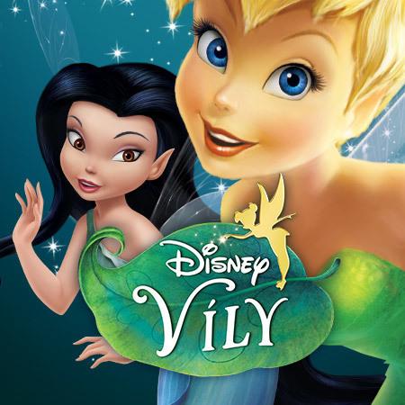 Disney Víly