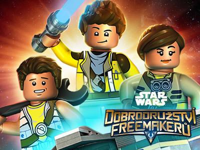 Star Wars: Dobrodružství Freemakerů