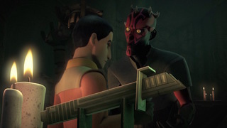 "Star Wars Rebels: ""Dark Side Secrets"""