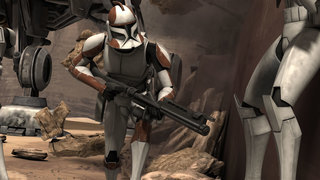 Clone Commander Ponds