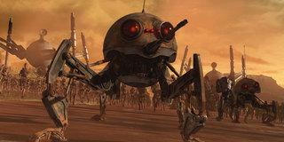 Dwarf Spider Droid