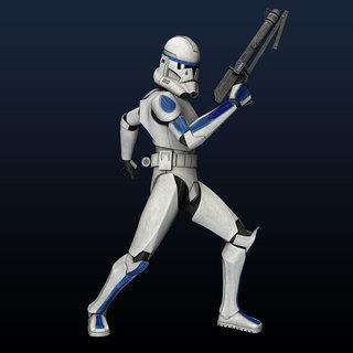 Clone Trooper Tup