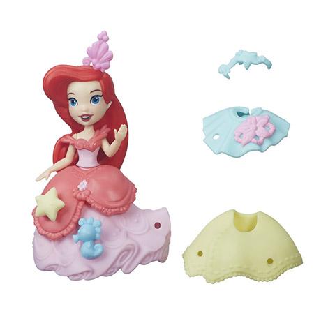 Disney Princess Little Kingdom Fashion Change AST