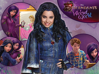Bekijk video's van Descendants: Wicked World