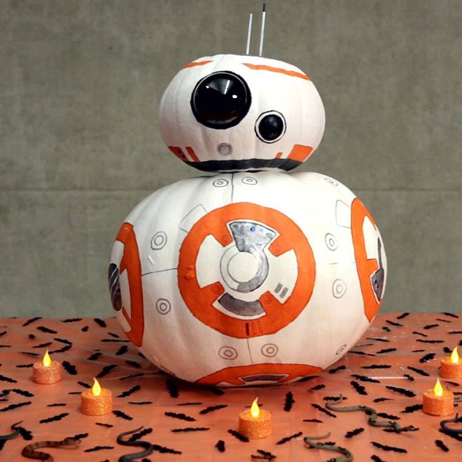 Star Wars BB-8 Pompoen