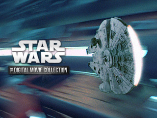 OWN THE STAR WARS: DIGITAL MOVIE COLLECTION TODAY