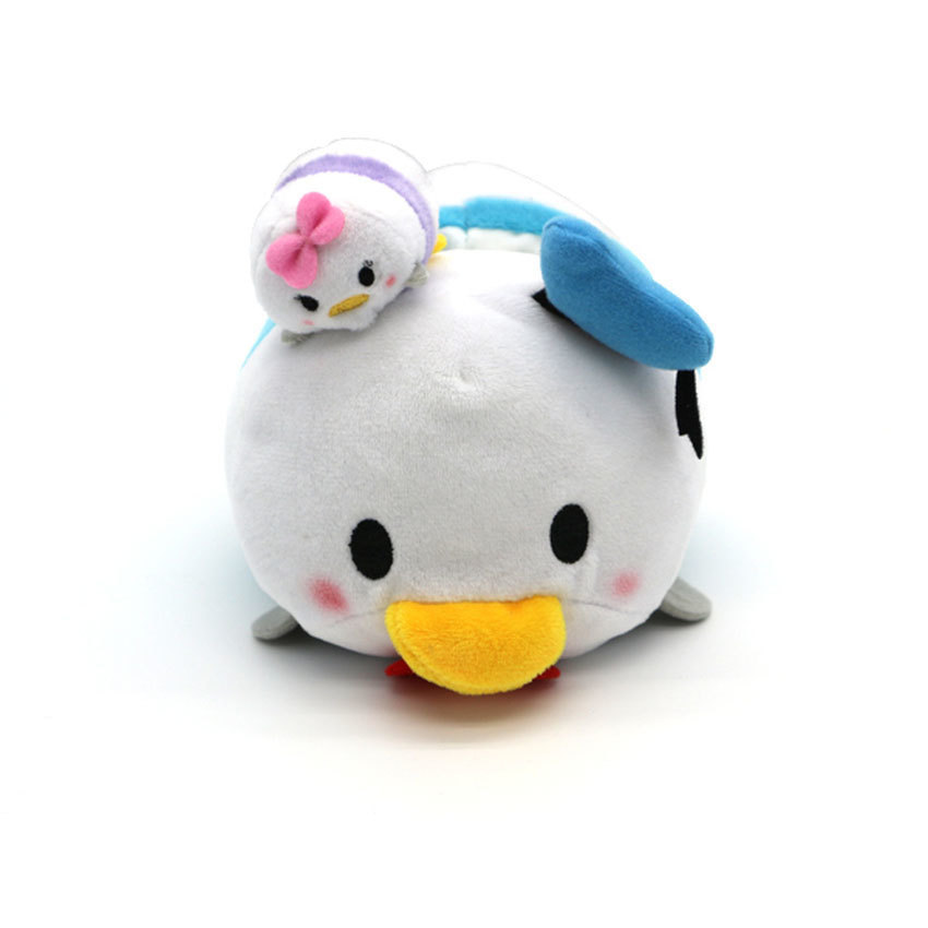 Disney Tsum Tsum Desk Accessory Donald & Daisy