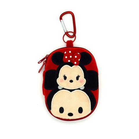 Tsum Tsum key pouch Mickey & Minnie