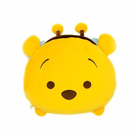 Tsum Tsum Plush Cushion Bee Pooh