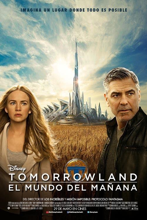 Tomorrowland, el mundo del mañana