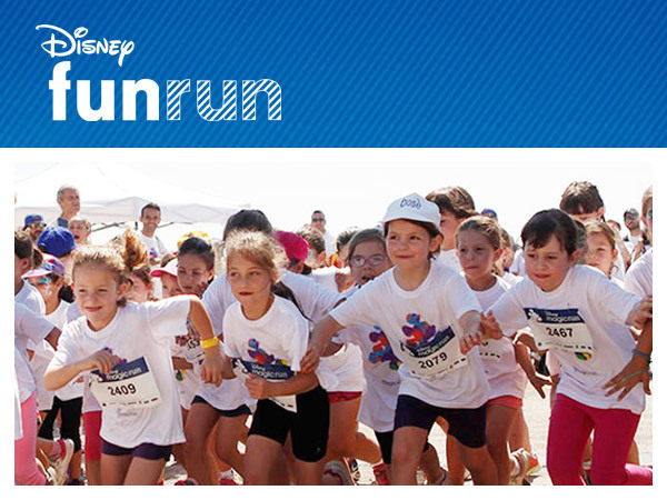 Disney Fun Run 2016