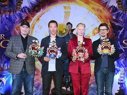 Doctor Strange Hong Kong Premiere