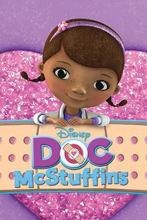 Doc McStuffins Activity Book