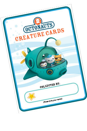 Creature Card Holder