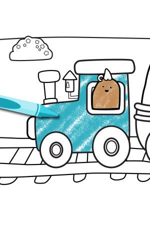 Small Potatoes - Train