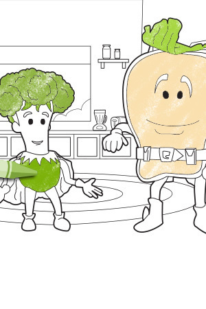 Sam Sandwich and Salad Lad