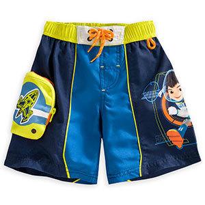 DJT - Disney Store - MILES - costume