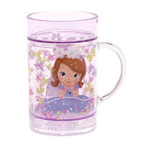 DJT - Disney Store - SOFIA - bicchiere