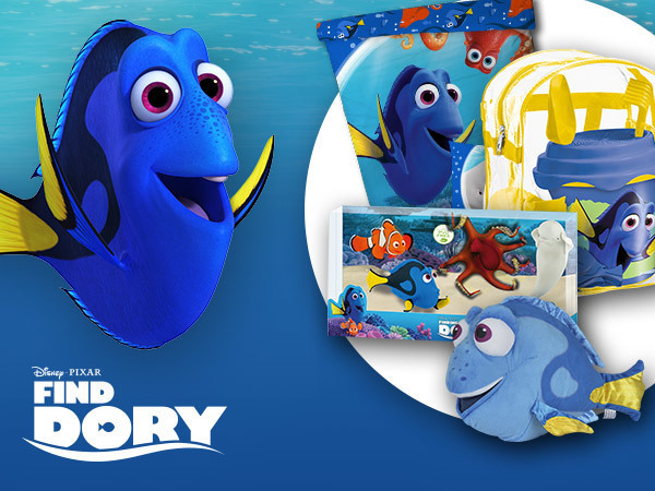 Konkurrence med Find Dory