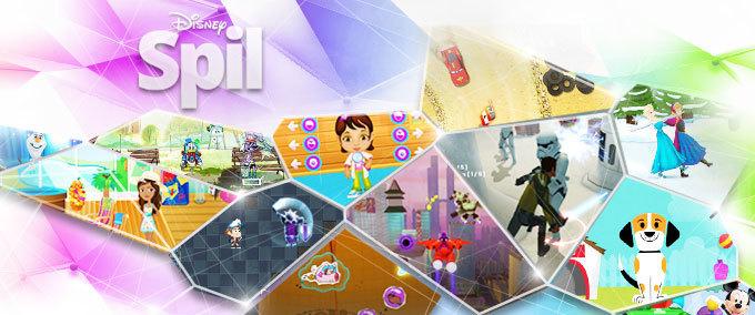 Spil og apps