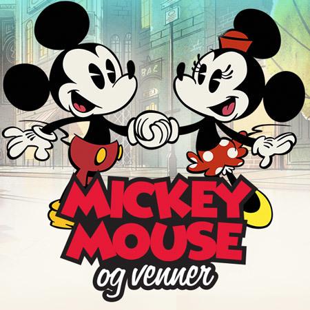 Mickey og venner