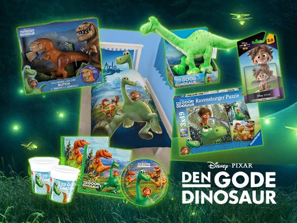 Den Gode dinosaur-konkurrence