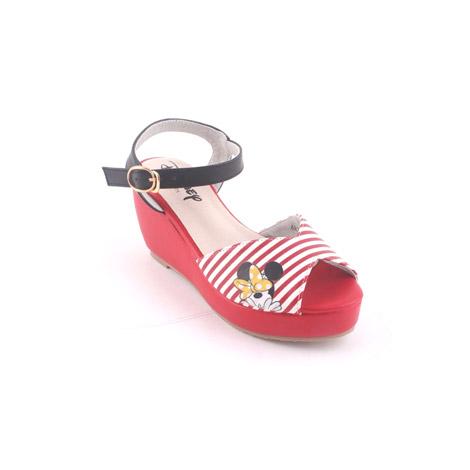 Minnie Mouse Dress Sandal