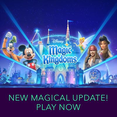 Hero Stream - Disney Magic Kingdom