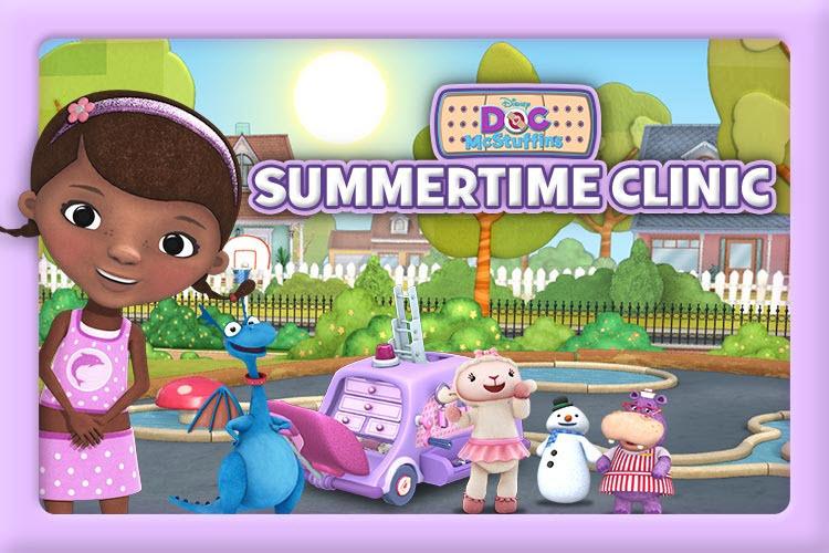 Doc McStuffins: Doc's Summertime Clinic