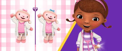 Diferenças Doutora Brinquedos