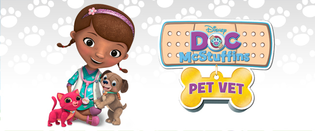 Doc McStuffins Pet Vet