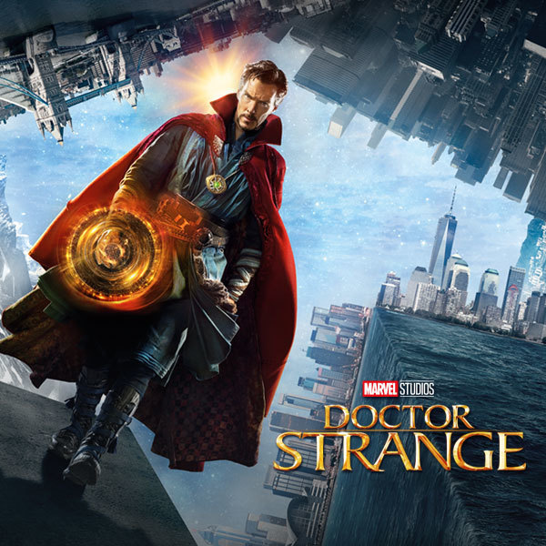 Doctor Strange - More Disney - SG, MY, PH, ID