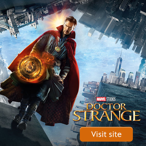 Doctor Strange - More Disney - SG, MY, PH, ID