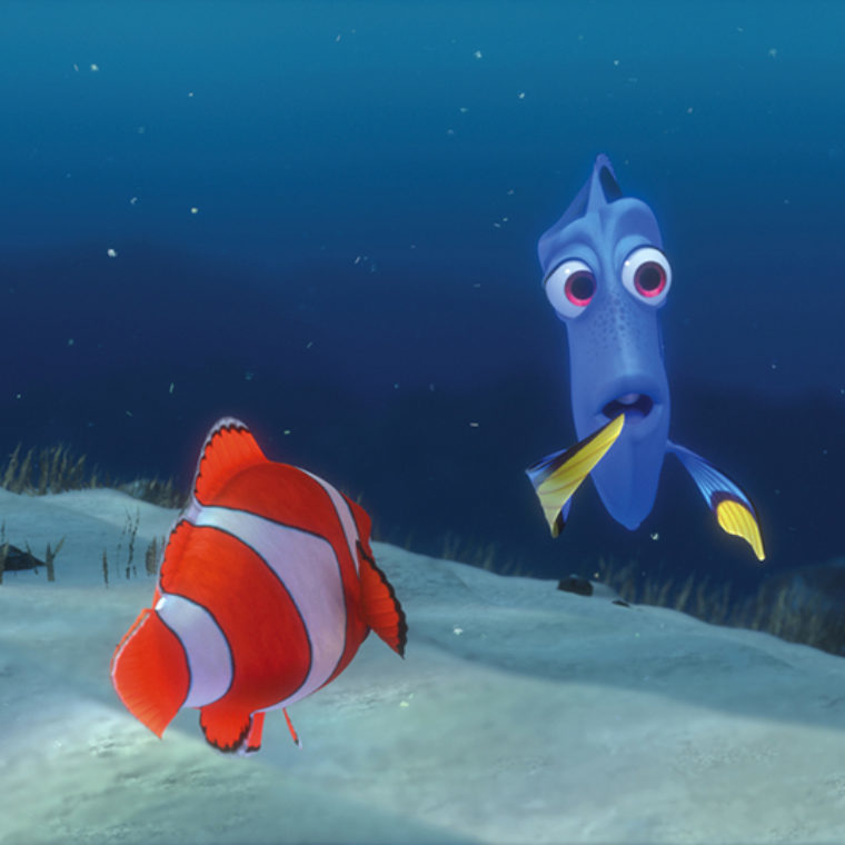 The Ultimate Dory Memory Test