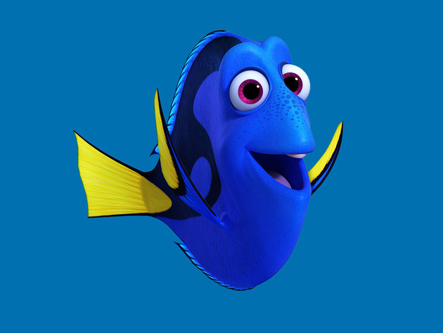 Finding Nemo Disney Walt Disney Movies Fish Animation: Finding Dory (2016) Pictures & Images