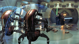 Droideka History Gallery