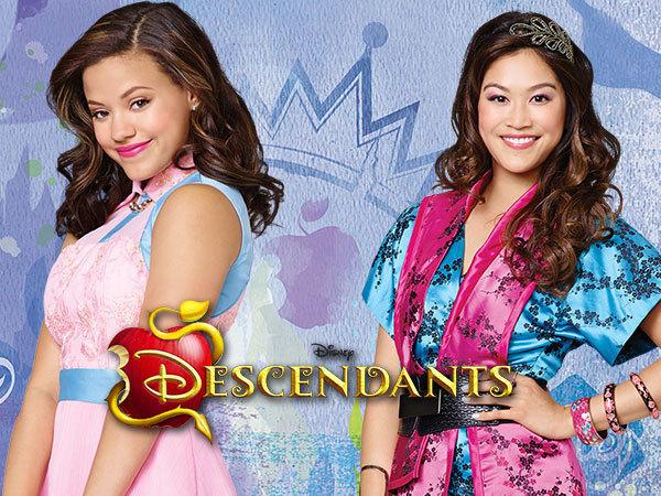 Quale personaggio di Descendants ha il look più simile al tuo?
