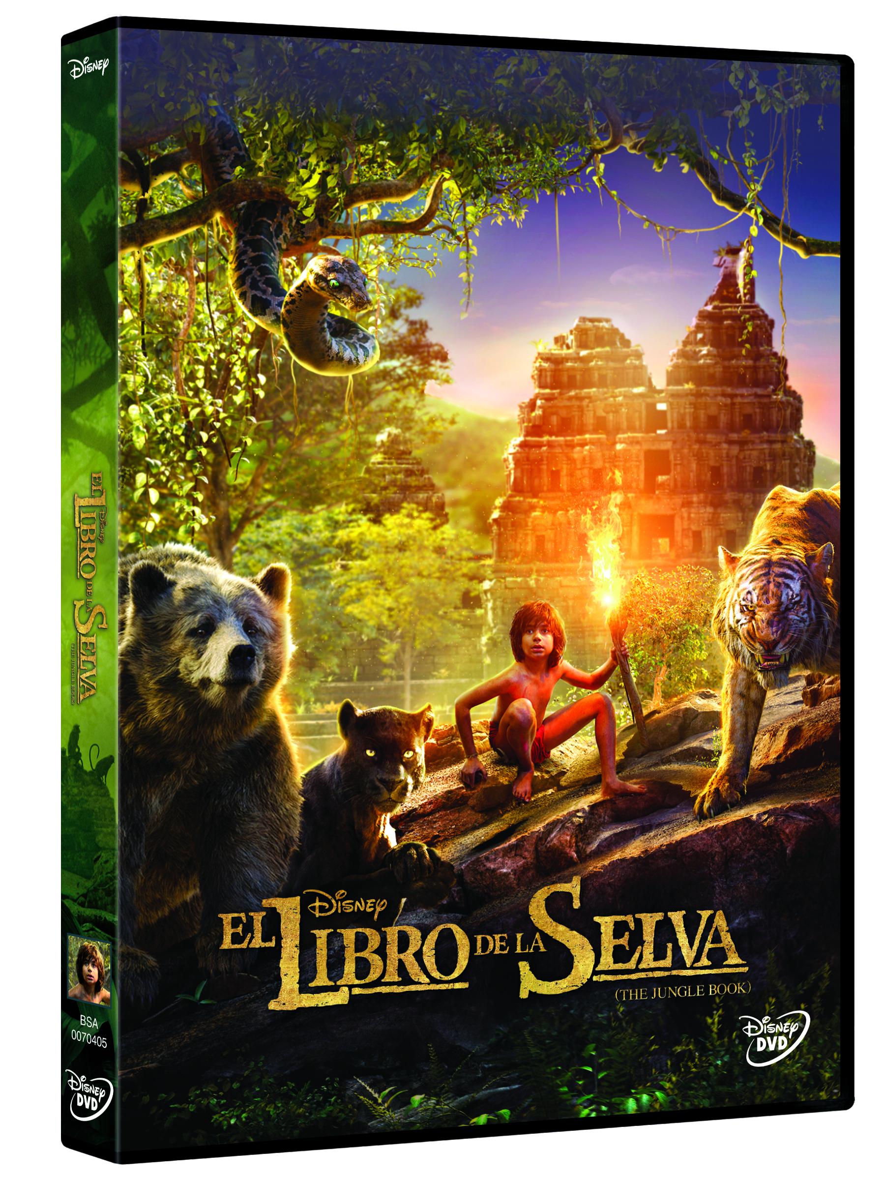 El libro de la Selva | Disney Películas