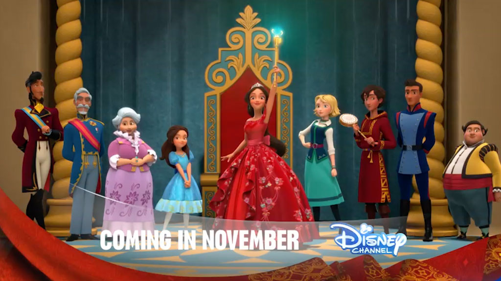 Elena of Avalor | An Adventure Like Never Before - Trailer