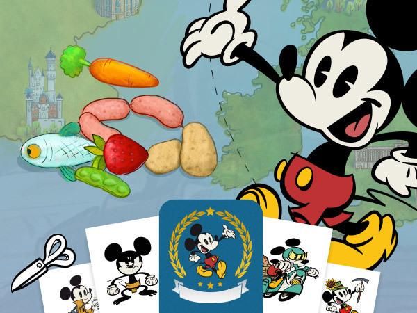 Viaja con Mickey