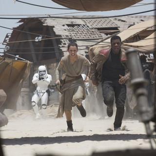 Enquete: Star Wars: O Confronto De O Despertar Da Força
