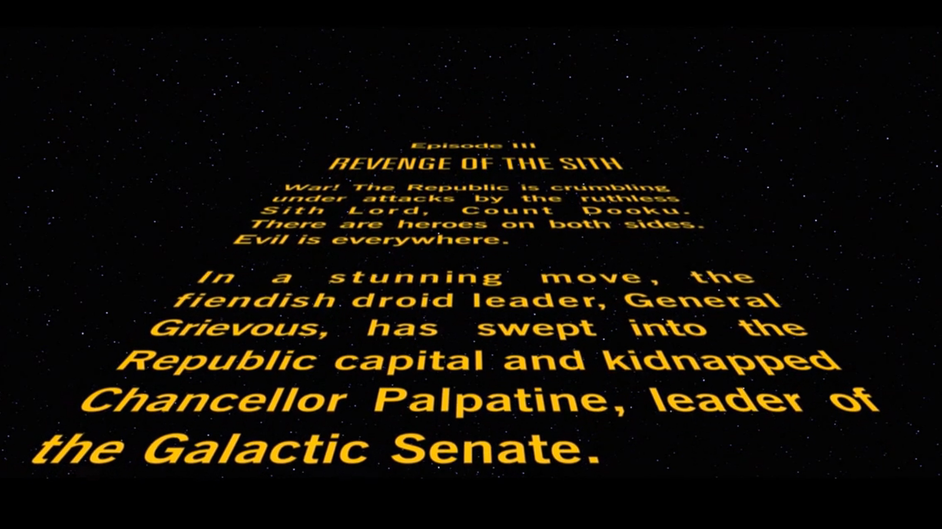 star wars opening crawl - photo #19