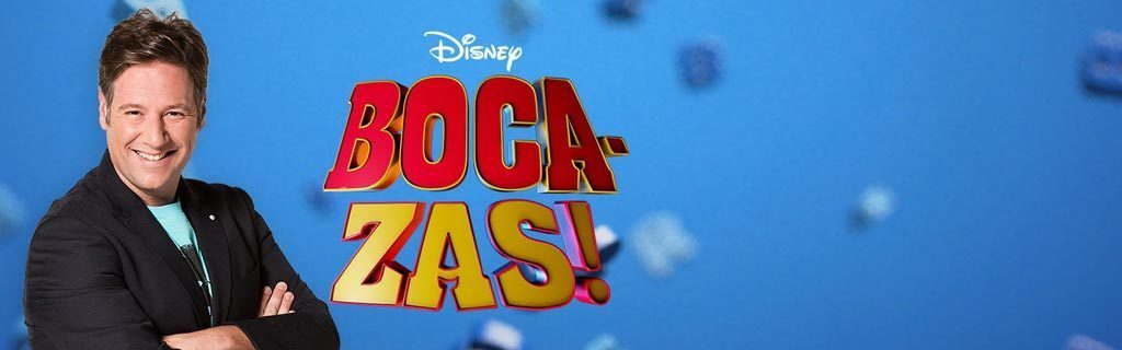 Disney Channel Boca-zas - Homepage (hero)