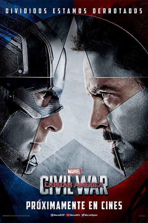 Capitán America: Civil War
