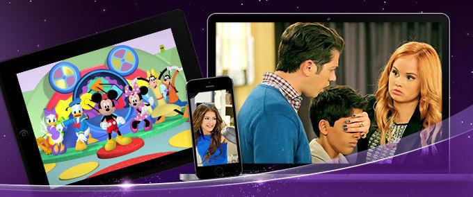 Disney Channel en Directo