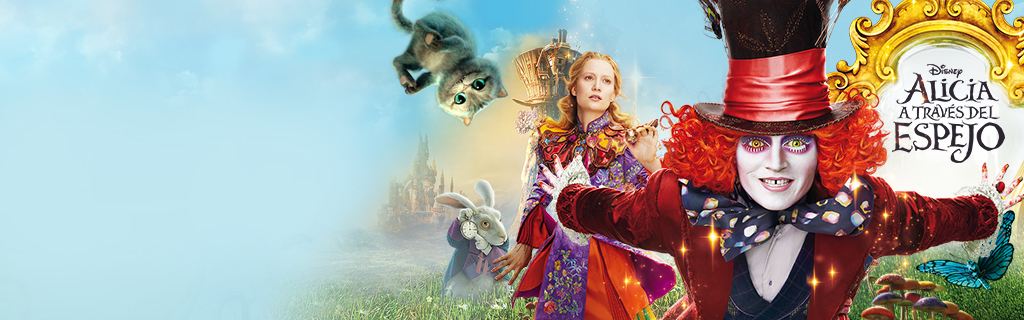 Alice through the looking glass - HE- ES