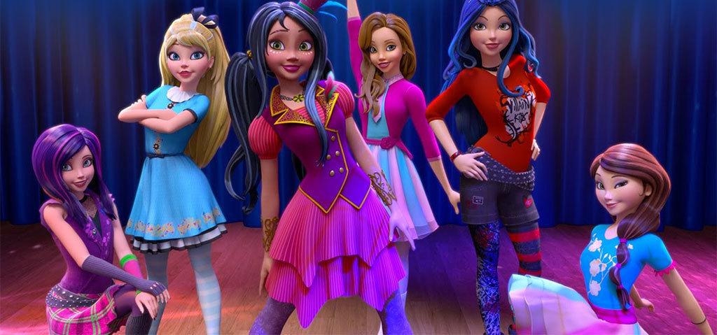 Los Descendientes Wicked World Disney Channel Es
